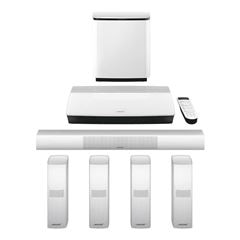 Hometheater LS 650 Blanco Bose - Sanborns