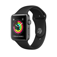 Apple Watch S3 42mm SG Al BLK SLGPS - Sanborns