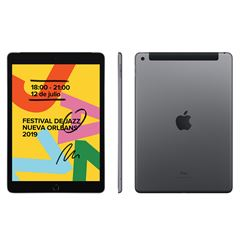 "iPad 10.2"" 128GB Wi-Fi Gray - Sanborns"