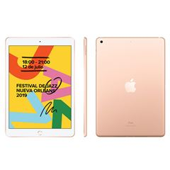 "iPad 10.2"" 128GB Wi-Fi Gold - Sanborns"