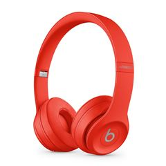 Audífonos Beats Solo3 Wireless Rojo - Sanborns