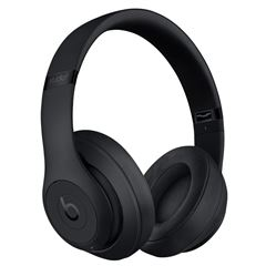 Audífonos Beats Studio3 Wireless Negro Mate - Sanborns