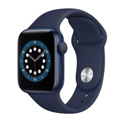 Apple Watch S6 GPS Azul 40mm con Correa Azul - Sanborns