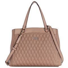 Bolso G By Guess Lionel  Satchel  rosa multi - Sanborns