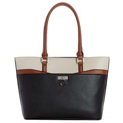 Bolso G By Guess Judd Carryall  negro - Sanborns