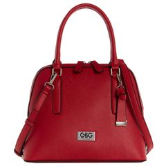 Bolso G By Guess  Talulah satchel  rojo - Sanborns