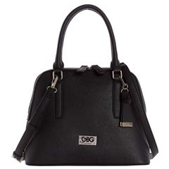 Bolso G By Guess Talulah Satchel  negro - Sanborns