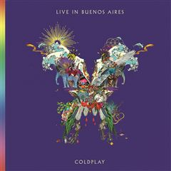 2CD Coldplay- Live in Buenos Aires - Sanborns