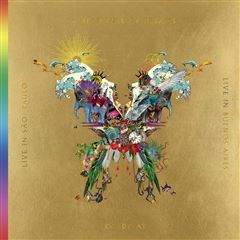 2CD+ 2DVD Coldplay- Live in Buenos Aires - Sanborns
