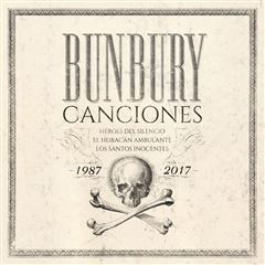 3CD Canciones 1987-2017 -Bunbury - Sanborns