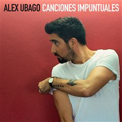 CD Alex Ubago  Canciones Puntuales - Sanborns