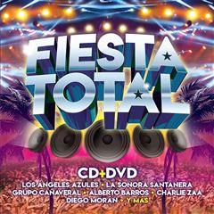 CD + DVD Fiesta Total - Sanborns