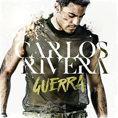 CD+ DVD Carlos Rivera- Guerra - Sanborns