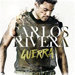 CD/DVD Carlos Rivera- Guerra - Sanborns