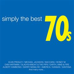 CD2+DVD Simply The Best 70´s/ Varios Artistas - Sanborns