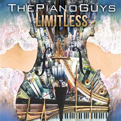 CD The Piano- Guys Limitless - Sanborns