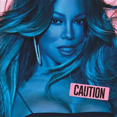 CD Mariah Carey- Caution - Sanborns