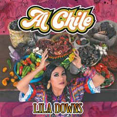 CD Lila Downs- Al Chile - Sanborns