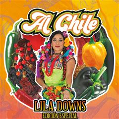 CD + DVD Lila Downs - Al Chile - Sanborns