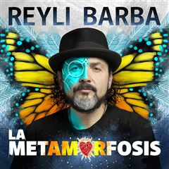CD Reyli Barba- La Metamorfosis - Sanborns