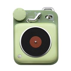 Bocina Button Bluetooth Verde Muzen - Sanborns