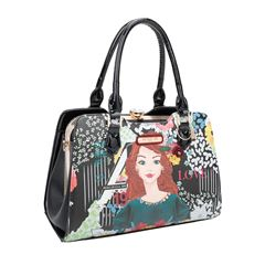 Bolso satchel Nicole Lee Catch Me If You Can - Sanborns