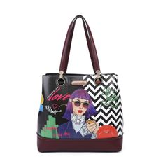 Bolso tote Nicole Lee Everyday Is My Day - Sanborns