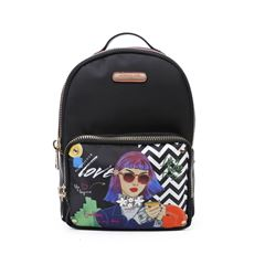 Back pack Nicole Lee Everyday Is My Day - Sanborns