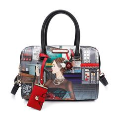 Bolso Nicole Lee Bowling Falling In Love - Sanborns