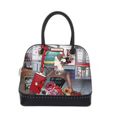Bolso Nicole Lee Dome Falling In Love - Sanborns