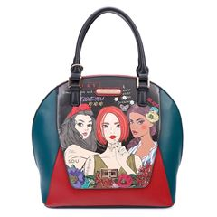 Bolso Nicole Lee Dome Never Stop Dreaming - Sanborns