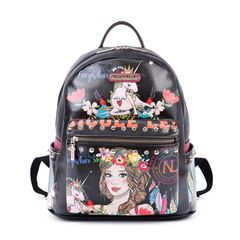 Mochila Nicole Lee Love Your Look - Sanborns