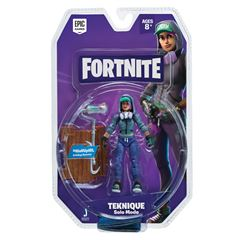 "Fortnite figura ""Teknique"" con accesorios - Sanborns"