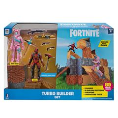 Set de Juego Turbo Builder Fornite - Sanborns