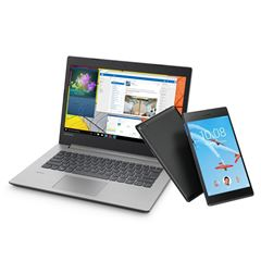 Bundle Laptop Lenovo 330-14IGM+ Tableta - Sanborns