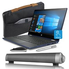 Bundle Laptop HP X360 14-CD0084LMLASS - Sanborns
