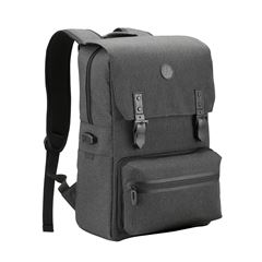 "Mochila Portalaptop 15.6"" 3 en 1 Mod. USB Travel Gris HP - Sanborns"