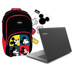 Bundle Mickey Laptop Lenovo+ Mochila - Sanborns
