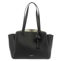 Bolso satchel Nine West negro - Sanborns