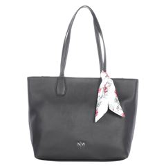 Bolso Nine West Tote Negro - Sanborns