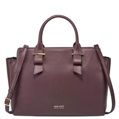 Bolso Satchel Vino Nine West - Sanborns