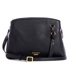 Bolso Nine West Cross Body Negro - Sanborns