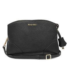 Cross Body Negro Nine West - Sanborns