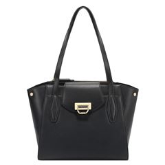 Bolso Shoulder Nine West negro - Sanborns