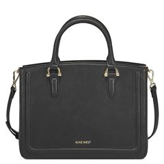 Bolsa Satchel Negro Nine West - Sanborns
