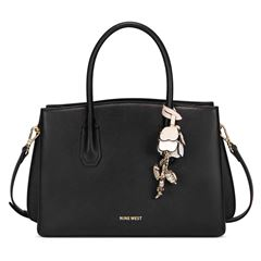 Bolsa Tote Negro Nine West - Sanborns