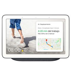 Smart Display Google Home Hub Negro - Sanborns