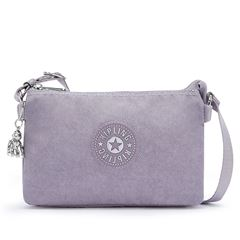Bolso crossbody Kipling lila brillante - Sanborns