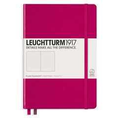 Libreta medium notebook dotted berry - Sanborns