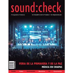 sound:check Magazine - Sanborns
